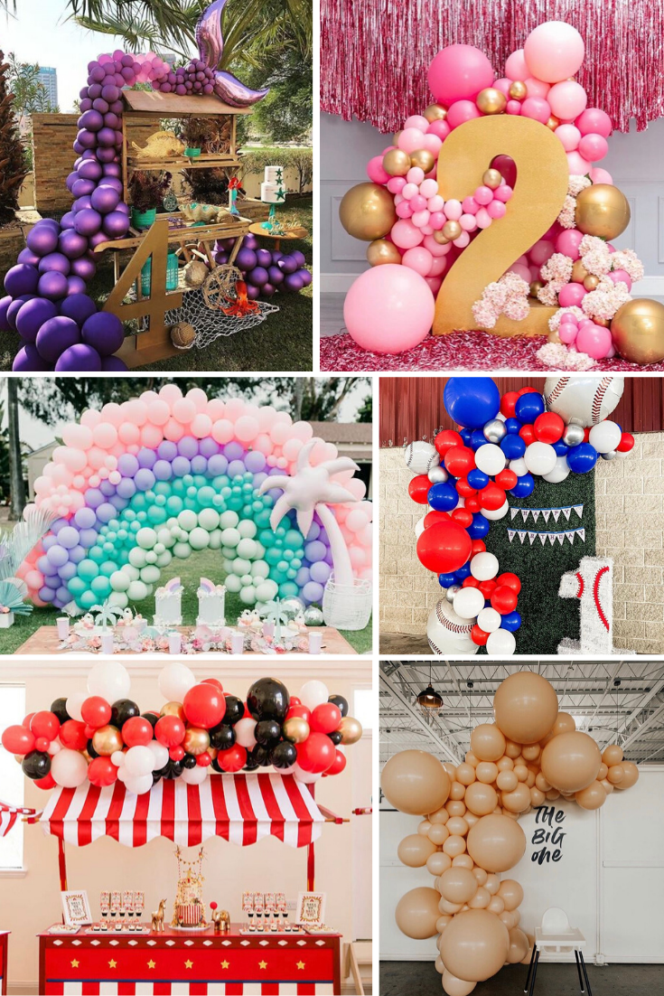 18 BALLOON DECORATION IDEAS THAT WILL INSPIRE YOUR NEXT PARTY