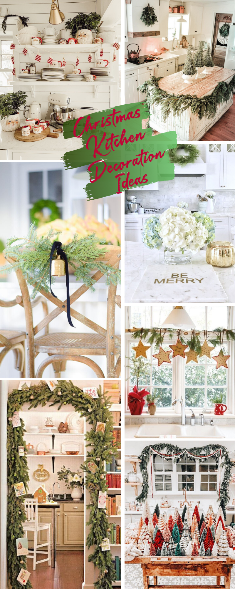 33 Christmas Decoration Ideas For Every Room In Your Home