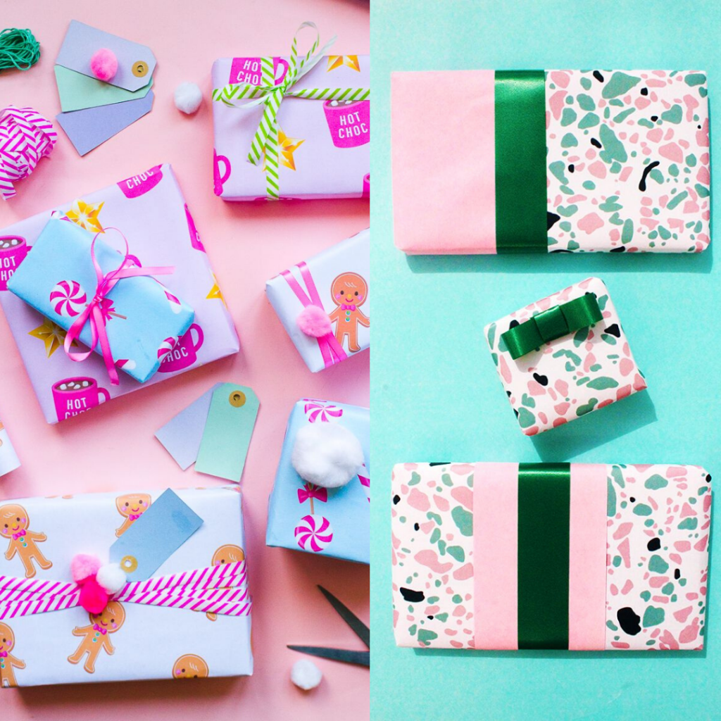 10 CHRISTMAS GIFT WRAPPING IDEAS YOU CAN EASILY RECYCLE NEXT YEAR