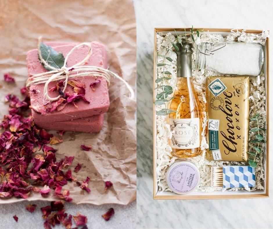 10 DIY Christmas Gifts To Make For The Women In Your Life Blog Content Intro: