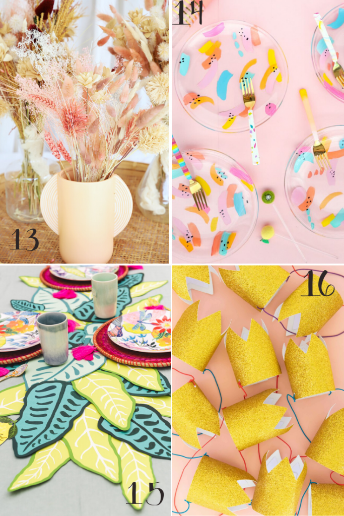 16 Top Party DIY Decorations of 2019