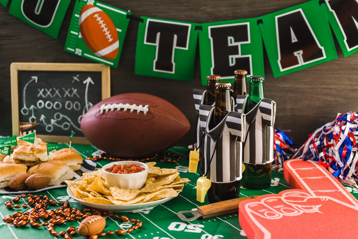 14 Best Super Bowl Party Decorations