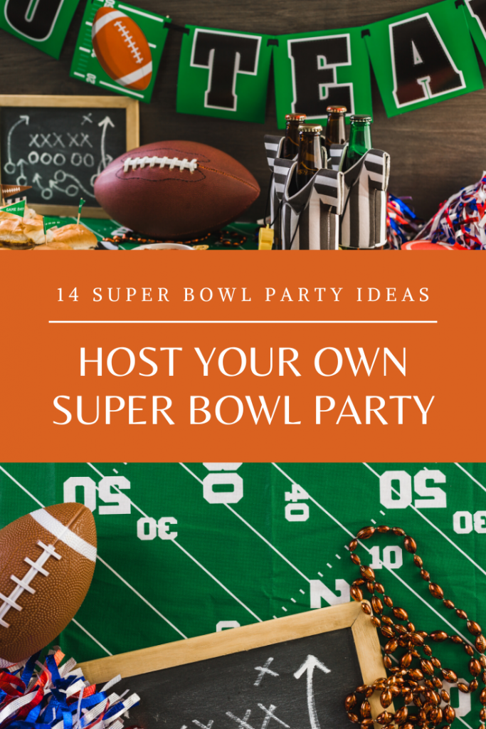 14 BEST SUPER BOWL PARTY DECORATIONS FOR AN EPIC GAMENIGHT