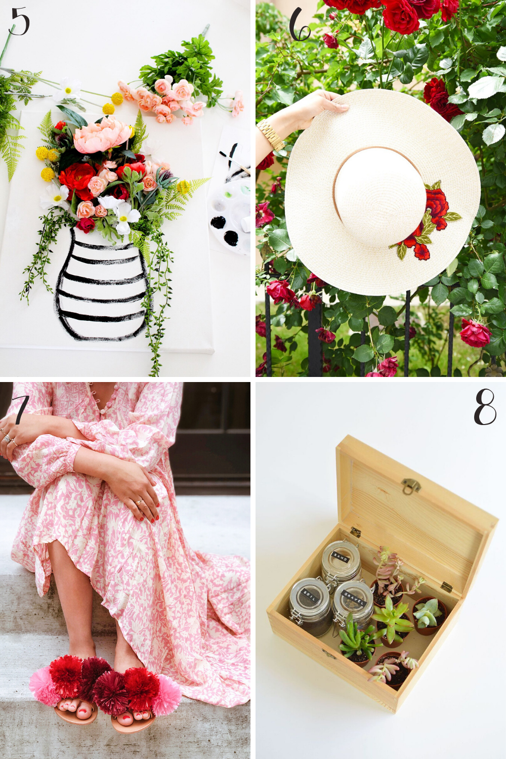 Mother's Day Homemade Gift Ideas