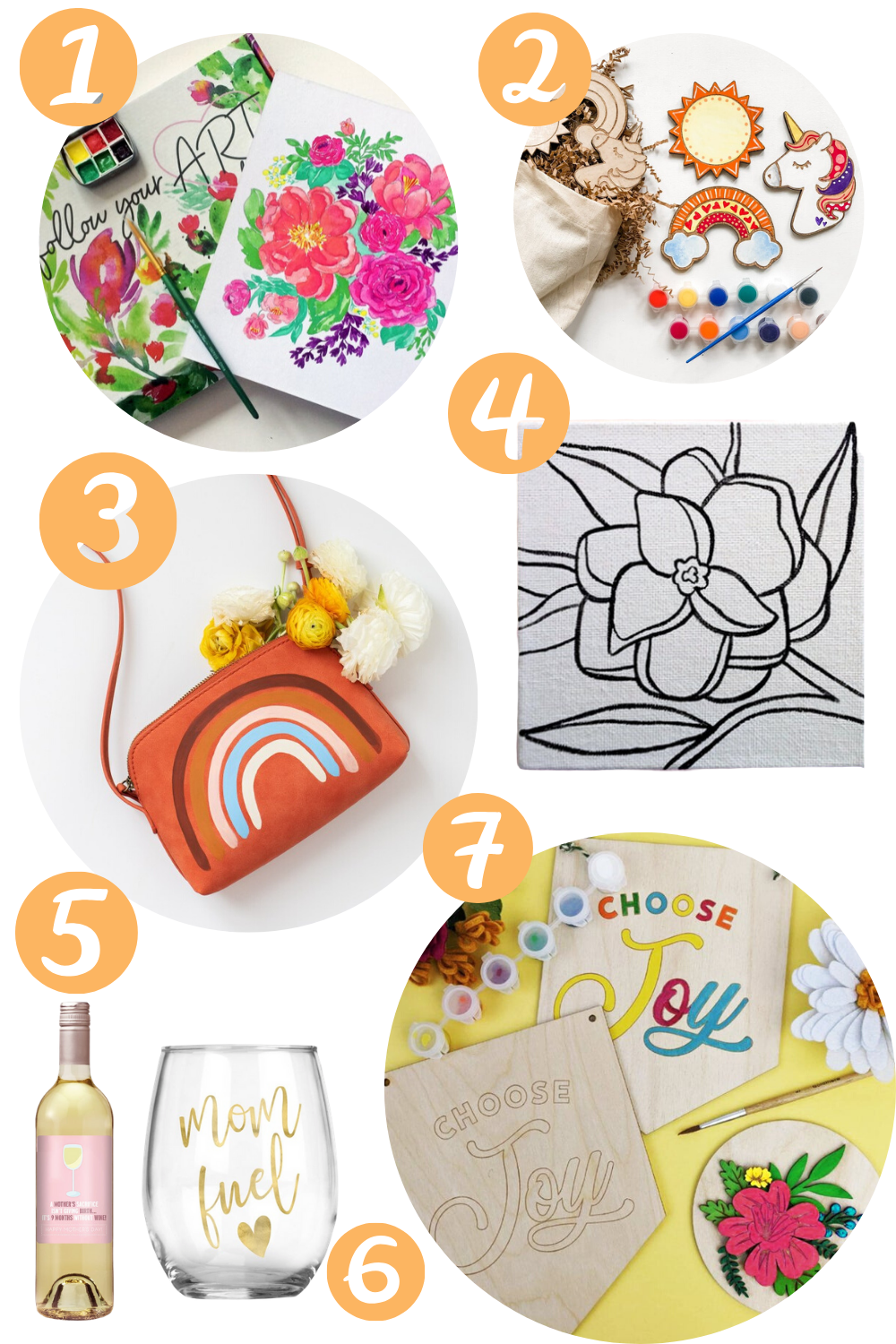 Mother's Day DIY craft ideas