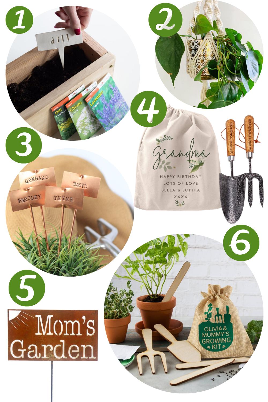 Mother's Day Gardening Ideas