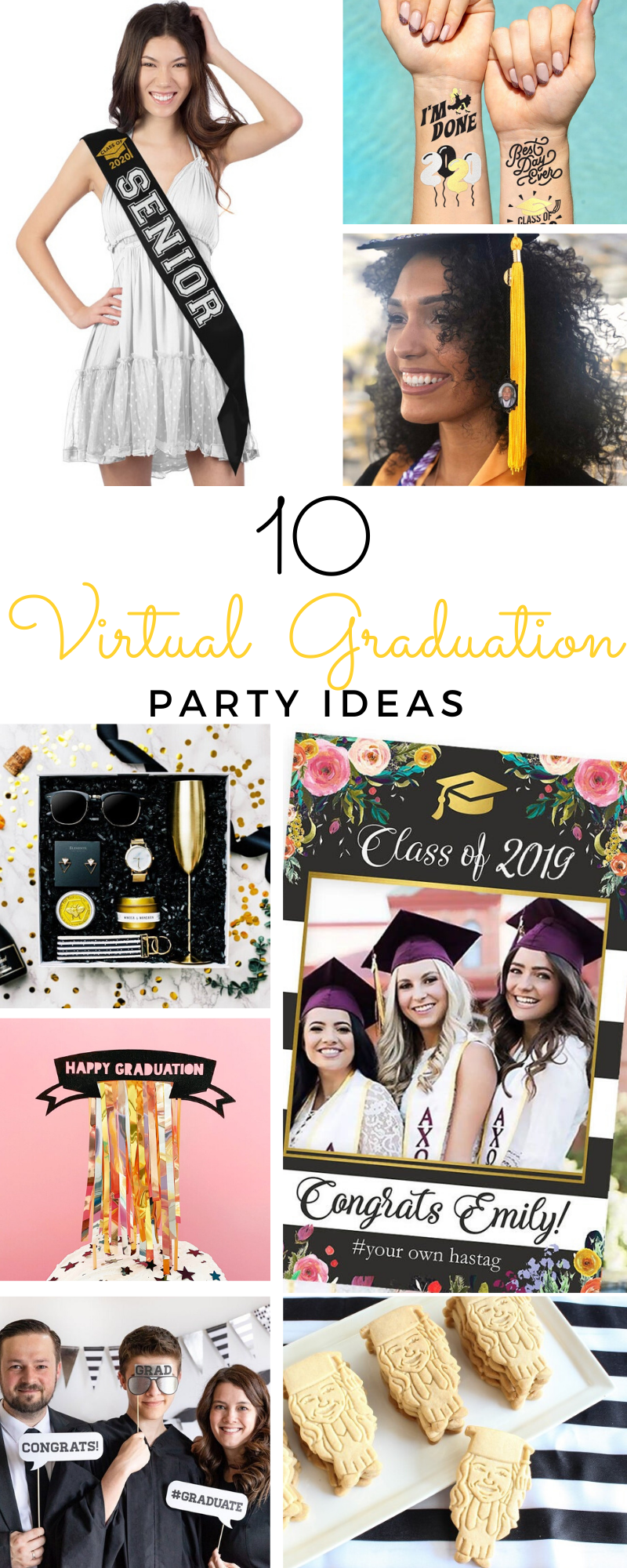 Virtual Graduation Party Ideas