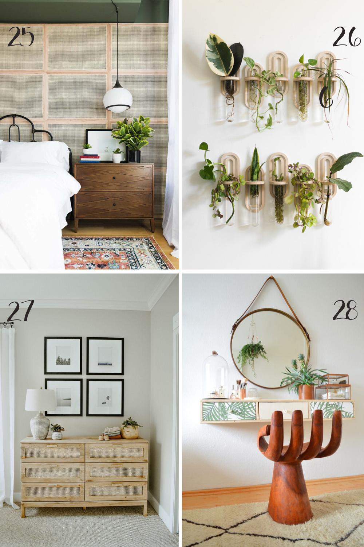 DIY Bedroom Decor Ideas