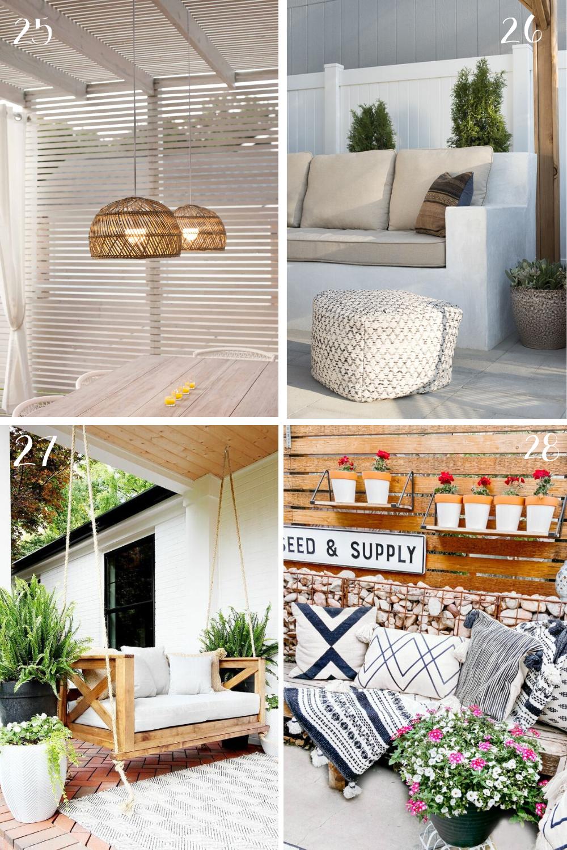 DIY Patio Ideas For Your Backyard